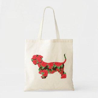 Cesky Terrier Budget Tote Bag