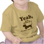 Cesky Terrier Camiseta
