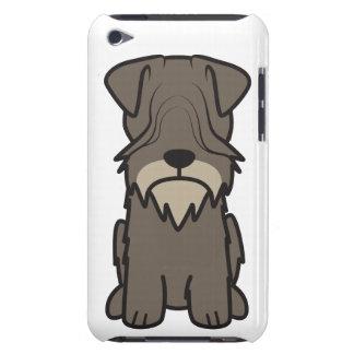 Cesky Terrier Dog Cartoon iPod Touch Cover