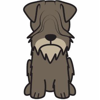 Cesky Terrier Dog Cartoon Photo Cutouts