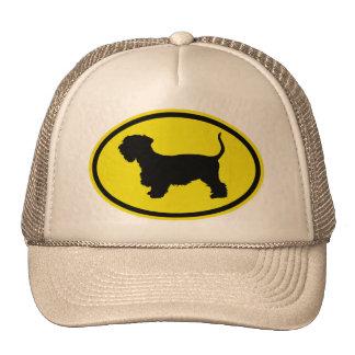 Cesky Terrier Mesh Hats