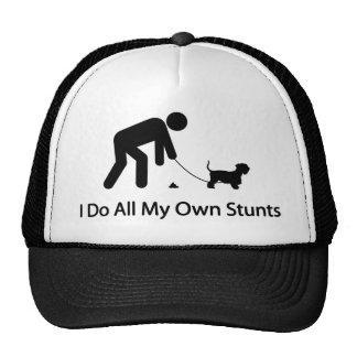 Cesky Terrier Mesh Hat
