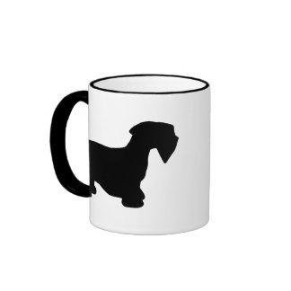 Cesky Terrier Mugs