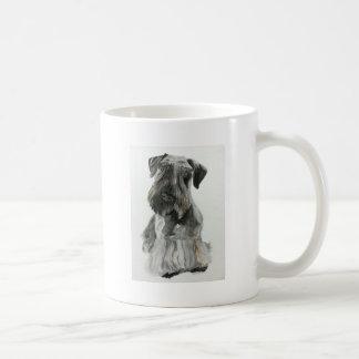 Cesky Terrier Coffee Mugs