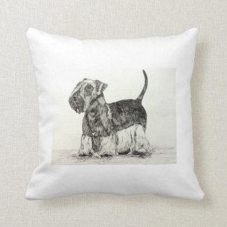 Cesky Terrier Pillows