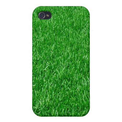 Césped hermoso iPhone 4/4S carcasa