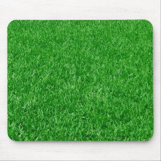 Césped verde tapete de ratones