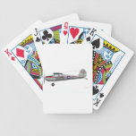 Cessna 140 baraja de cartas