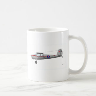 Cessna 140 coffee mug