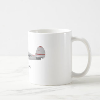 Cessna 140 On Floats N2541U Coffee Mug