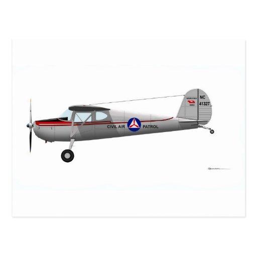 Cessna 140 postales