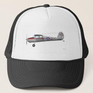 Cessna 140 trucker hat