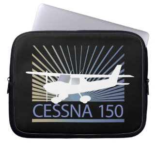 Cessna 150 Airplane Computer Sleeve