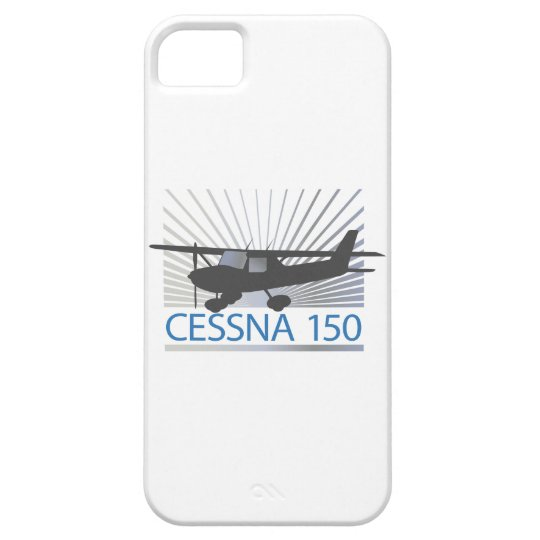 Cessna 150 Airplane iPhone SE/5/5s Case