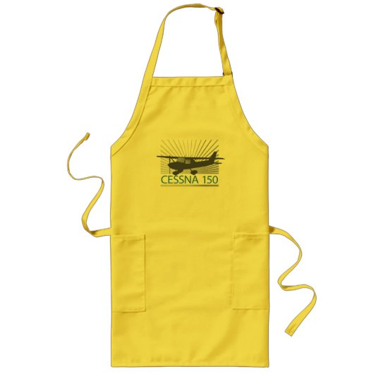 Cessna 150 Airplane Long Apron