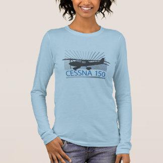 Cessna 150 Airplane Long Sleeve T-Shirt