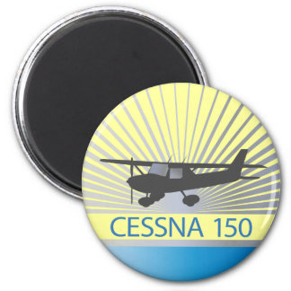 Cessna 150 Airplane Magnet