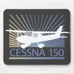 Cessna 150 Airplane Mouse Pad