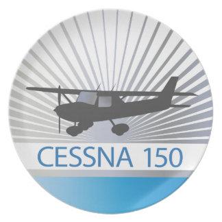 Cessna 150 Airplane Plates