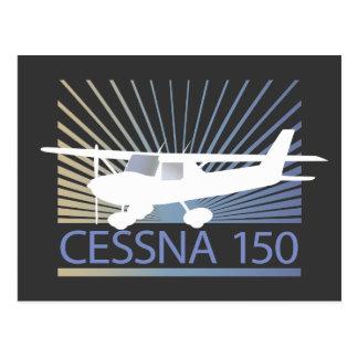 Cessna 150 Airplane Postcard