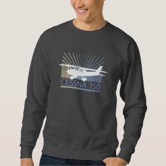 Cessna 150 Airplane Sweatshirt
