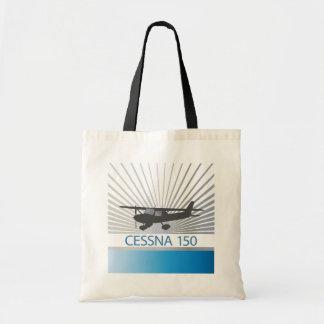 Cessna 150 Airplane Tote Bag