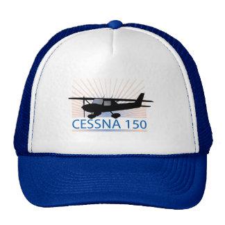Cessna 150 gorros bordados