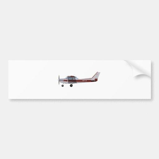 Cessna 152 392392 car bumper sticker