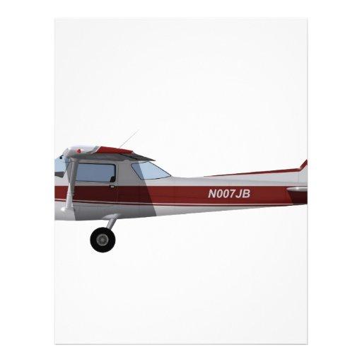 Cessna 152 392392 letterhead