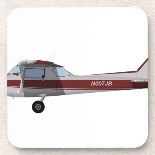 Cessna 152 392392 posavasos de bebida
