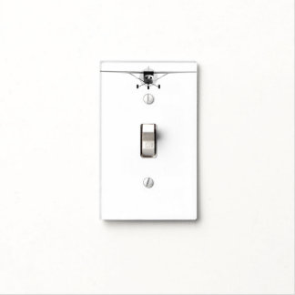 Cessna 152 light switch cover