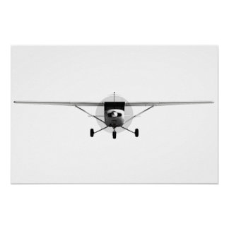 Cessna 152 poster