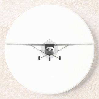 Cessna 152 sandstone coaster