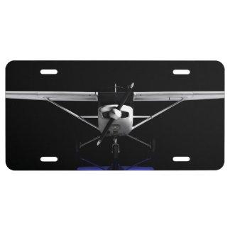 Cessna 152 Showroom License Plate