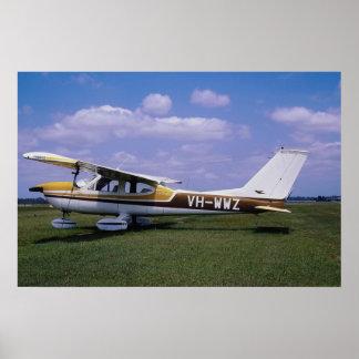 Cessna 172 Cardinal II Poster