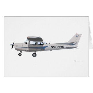 Cessna 172 Skyhawk Blue Card