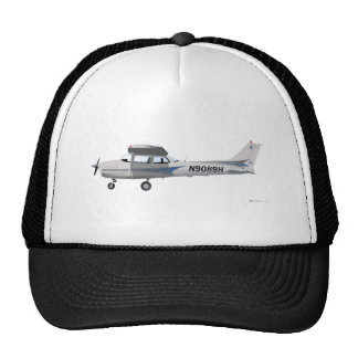 Cessna 172 Skyhawk Blue Hat