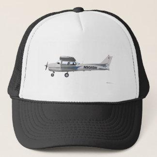 Cessna 172 Skyhawk Blue Trucker Hat
