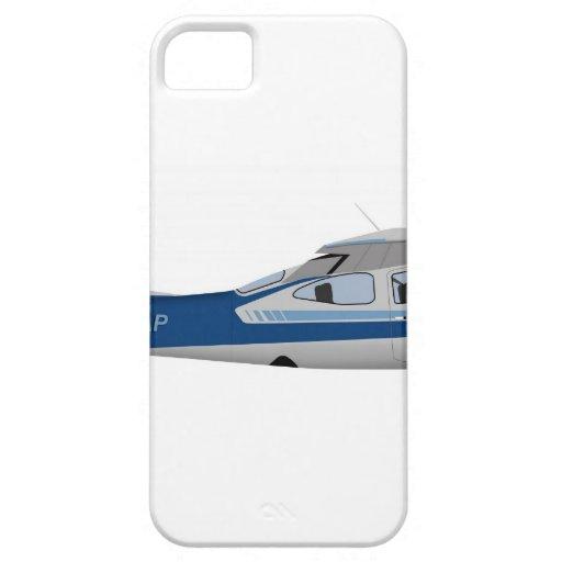 Cessna 177RG Cardinal 395395 iPhone 5 Cases