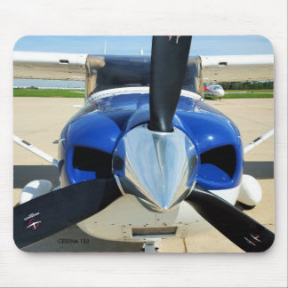 Cessna 182 mouse pad