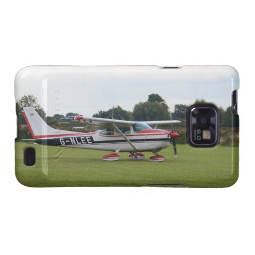 Cessna 182Q Samsung Galaxy SII Carcasas