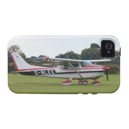 Cessna 182Q Vibe iPhone 4 Case