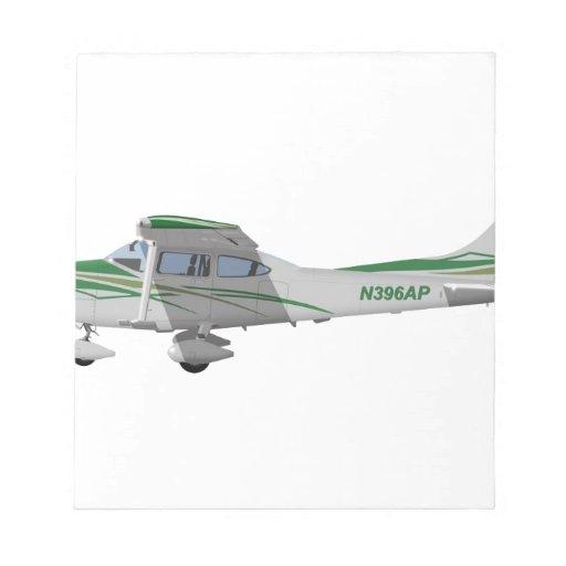 Cessna 182T Turbo Skylane II 396396 Bloc