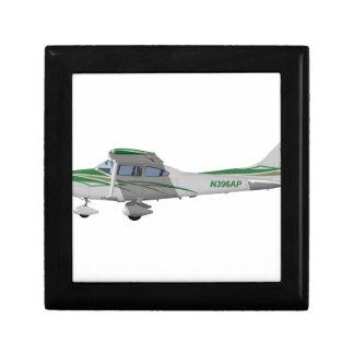 Cessna 182T Turbo Skylane II 396396 Caja De Joyas