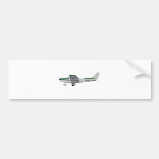 Cessna 182T Turbo Skylane II 396396 Car Bumper Sticker