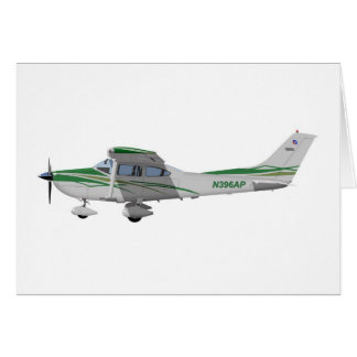 Cessna 182T Turbo Skylane II 396396 Card