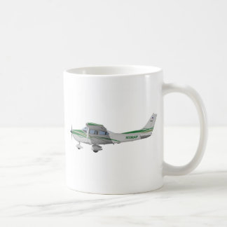 Cessna 182T Turbo Skylane II 396396 Coffee Mug