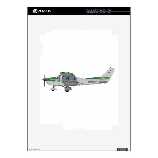Cessna 182T Turbo Skylane II 396396 Calcomanías Para El iPad 2