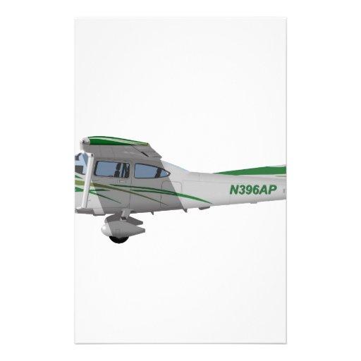 Cessna 182T Turbo Skylane II 396396 Papeleria Personalizada