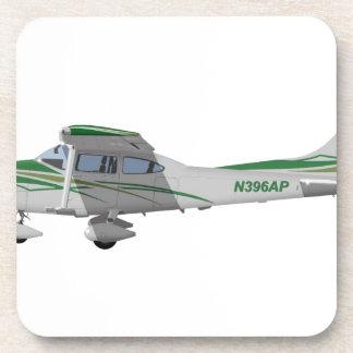 Cessna 182T Turbo Skylane II 396396 Posavasos De Bebidas